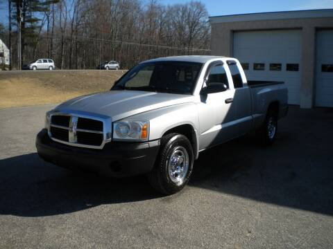 2005 Dodge Dakota for sale at Route 111 Auto Sales in Hampstead NH