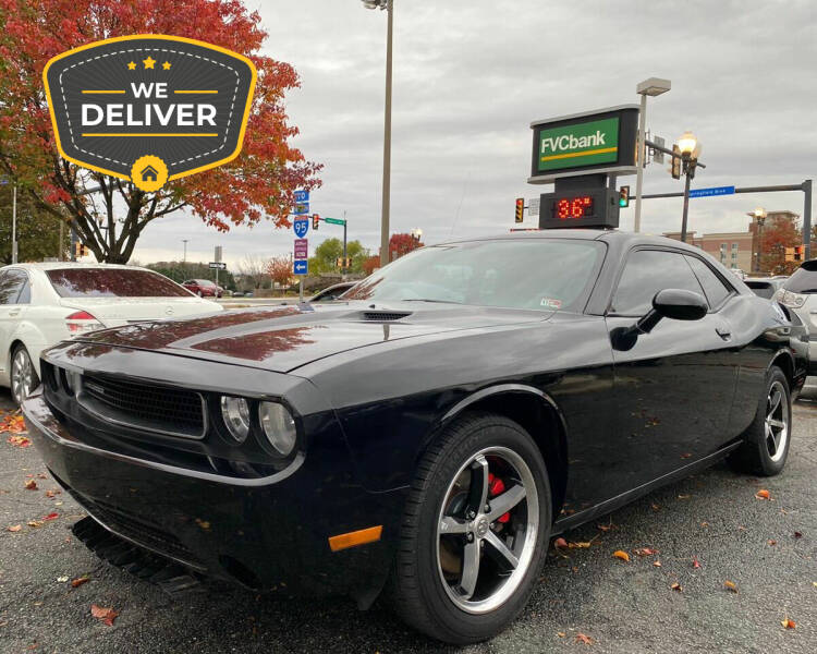 2012 Dodge Challenger for sale at DC Motorcars in Springfield VA
