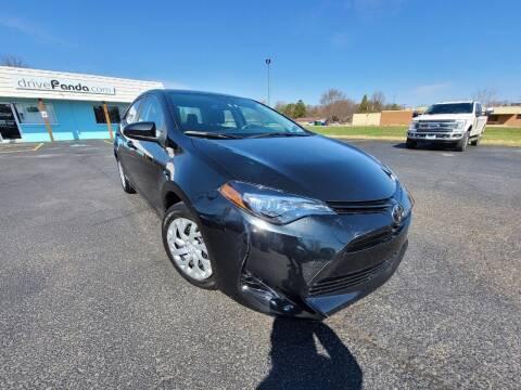 2018 Toyota Corolla for sale at DrivePanda.com in Dekalb IL