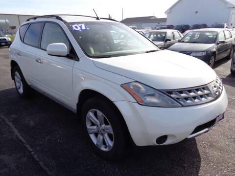 2007 Nissan Murano for sale at America Auto Inc in South Sioux City NE