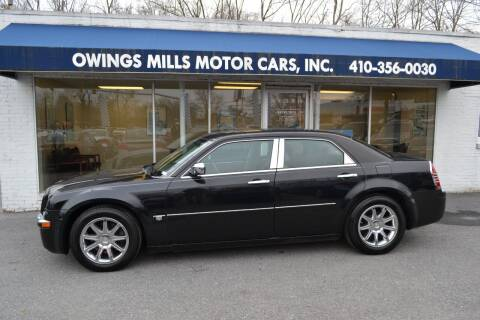 2006 Chrysler 300 for sale at Owings Mills Motor Cars in Owings Mills MD