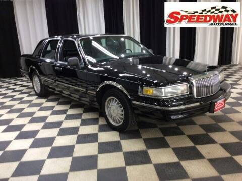 1995 Lincoln Town Car for sale at SPEEDWAY AUTO MALL INC in Machesney Park IL