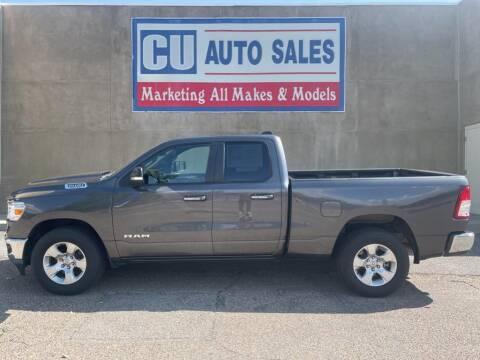 2019 RAM Ram Pickup 1500 for sale at C U Auto Sales in Albuquerque NM