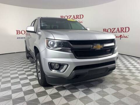 2020 Chevrolet Colorado for sale at BOZARD FORD in Saint Augustine FL