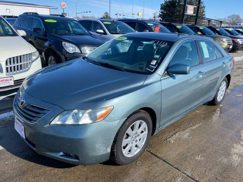2007 Toyota Camry for sale at De Anda Auto Sales in South Sioux City NE