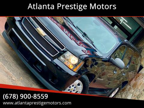 2010 Chevrolet Suburban for sale at Atlanta Prestige Motors in Decatur GA
