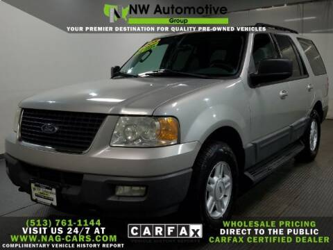 2005 Ford Expedition for sale at NW Automotive Group in Cincinnati OH