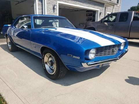 1969 Chevrolet Camaro for sale at Time To Buy Auto in Baltimore OH