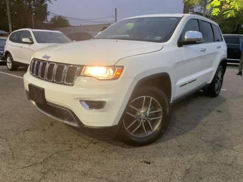 2018 Jeep Grand Cherokee for sale at EUROPEAN AUTO EXPO in Lodi NJ