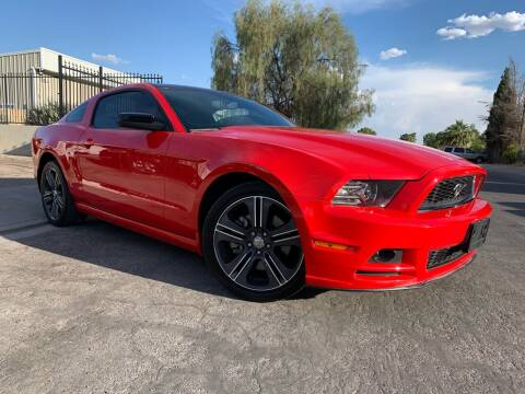 2013 Ford Mustang for sale at Boktor Motors in Las Vegas NV