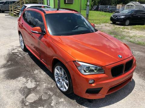 2015 BMW X1 for sale at Marvin Motors in Kissimmee FL