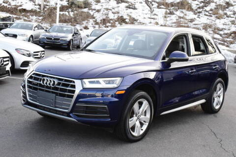 2018 Audi Q5 for sale at Automall Collection in Peabody MA