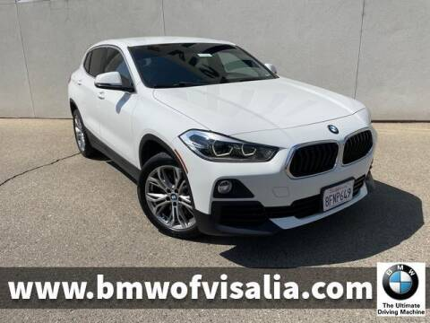 2018 BMW X2 for sale at BMW OF VISALIA in Visalia CA
