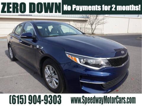 2016 Kia Optima for sale at Speedway Motors in Murfreesboro TN