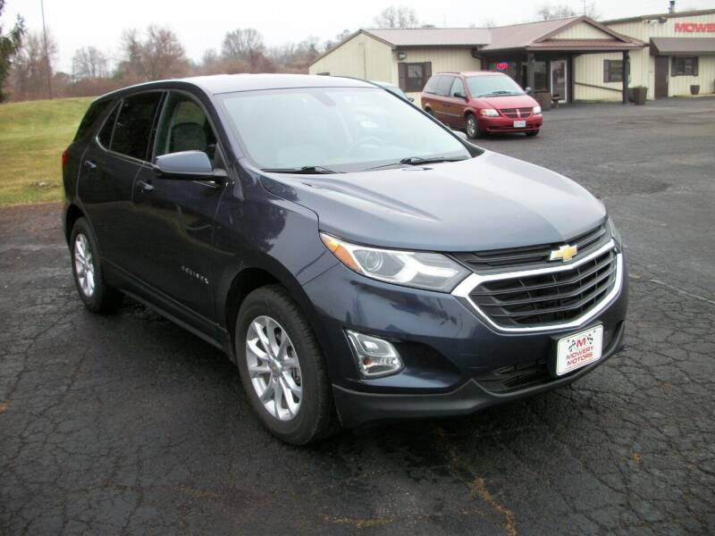 2018 Chevrolet Equinox for sale at Terry Mowery Chrysler Jeep Dodge in Edison OH