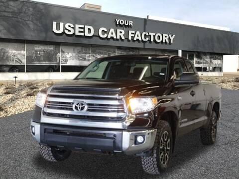 2017 Toyota Tundra for sale at JOELSCARZ.COM in Flushing MI
