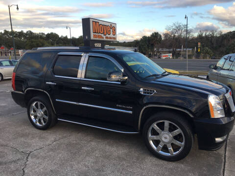 2010 Cadillac Escalade for sale at Moye's Auto Sales Inc. in Leesburg FL