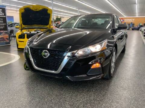 2020 Nissan Altima for sale at Dixie Motors in Fairfield OH