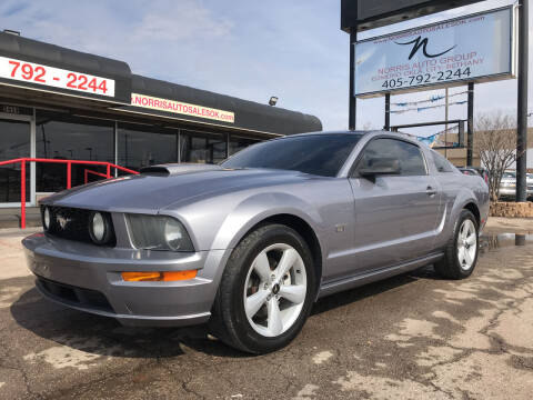 2007 Ford Mustang for sale at NORRIS AUTO SALES in Oklahoma City OK