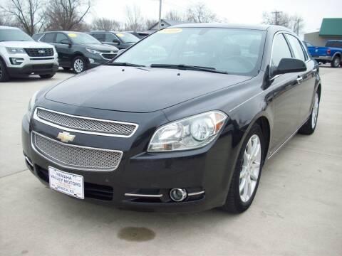 2009 Chevrolet Malibu for sale at Nemaha Valley Motors in Seneca KS