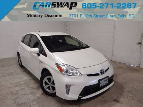 2014 Toyota Prius for sale at CarSwap in Sioux Falls SD