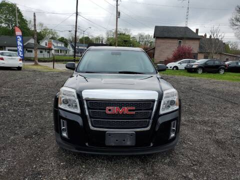 2014 GMC Terrain for sale at Johnsons Car Sales in Richmond IN