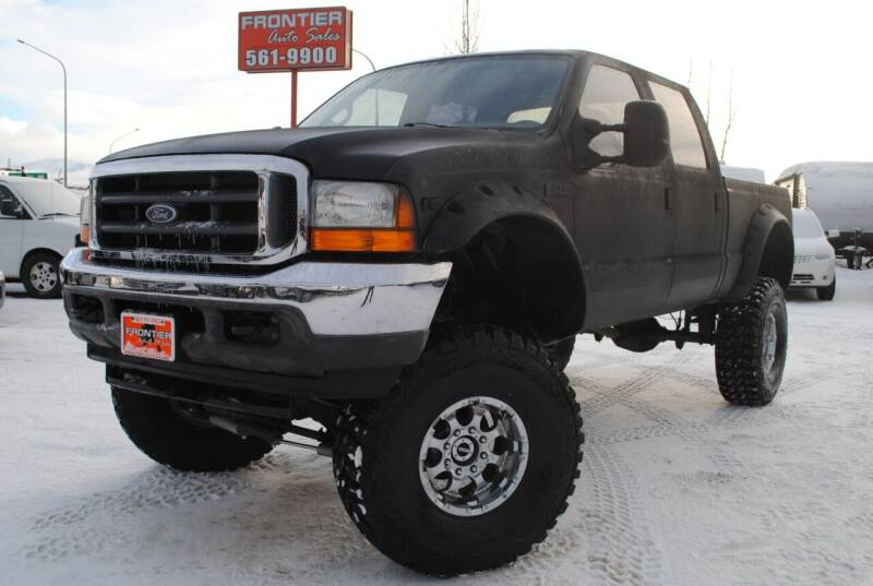 2001 Ford F-250 Super Duty for sale at Frontier Auto & RV Sales in Anchorage AK