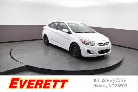 2017 Hyundai Accent for sale at Everett Chevrolet Buick GMC in Hickory NC