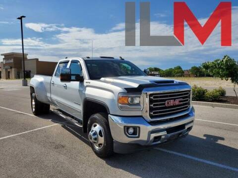 2018 GMC Sierra 3500HD for sale at INDY LUXURY MOTORSPORTS in Fishers IN