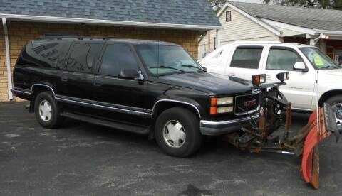 1999 GMC Suburban for sale at Cycle M in Machesney Park IL