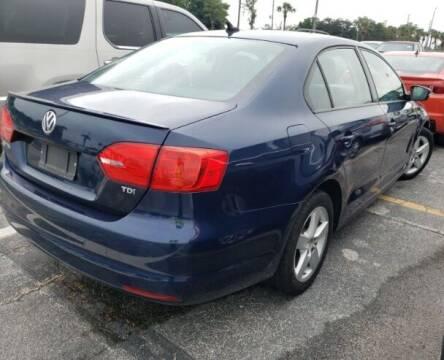 2012 Volkswagen Jetta for sale at JacksonvilleMotorMall.com in Jacksonville FL