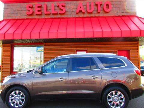 2011 Buick Enclave for sale at Sells Auto INC in Saint Cloud MN