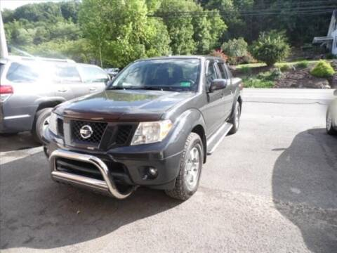 2012 Nissan Frontier for sale at BUCKLEY'S AUTO in Romney WV