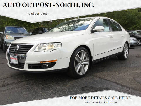 2010 Volkswagen Passat for sale at Auto Outpost-North, Inc. in McHenry IL