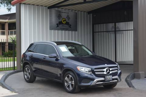 2016 Mercedes-Benz GLC for sale at G MOTORS in Houston TX