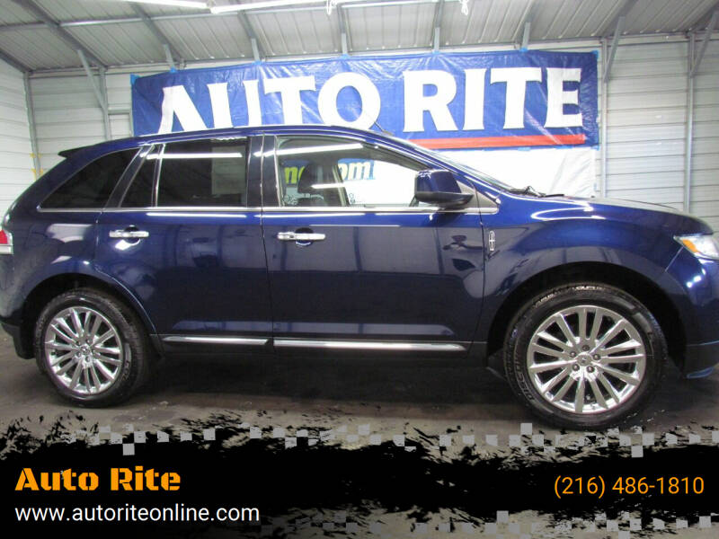 2011 Lincoln MKX for sale at Auto Rite in Cleveland OH