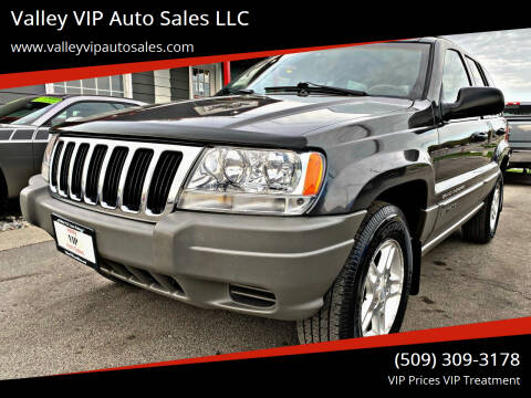 2002 Jeep Grand Cherokee for sale at Valley VIP Auto Sales LLC in Spokane Valley WA