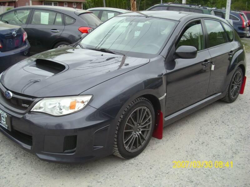 2013 Subaru Impreza for sale at Motors 46 in Belvidere NJ