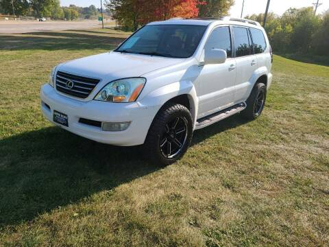 2007 Lexus GX 470 for sale at Lewis Blvd Auto Sales in Sioux City IA