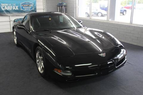 2003 Chevrolet Corvette for sale at Drive Auto Sales in Matthews NC