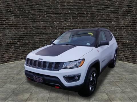2017 Jeep Compass for sale at Montclair Motor Car in Montclair NJ