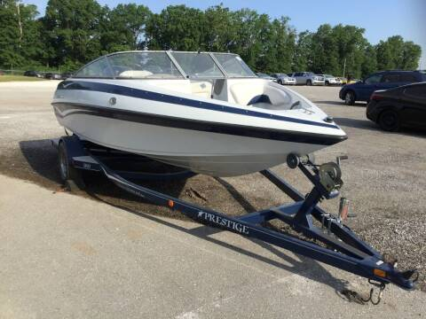 2002 Crownline Crownline for sale at Government Fleet Sales in Kansas City MO