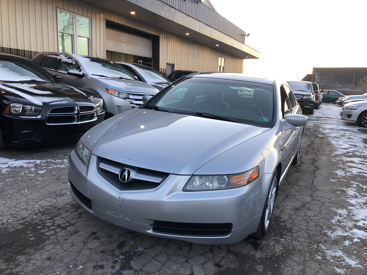 Used 2006 Acura Tl For Sale In Amarillo Tx Carsforsale Com