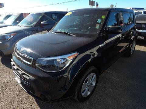 2016 Kia Soul for sale at Kiefer Nissan Budget Lot in Albany OR