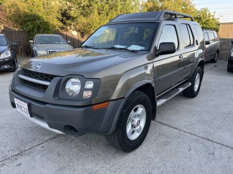 2002 Nissan Xterra for sale at Carspot Auto Sales in Sacramento CA