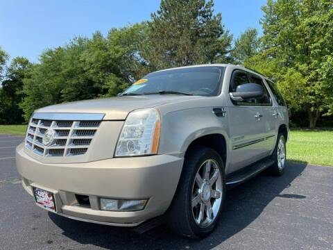 2008 Cadillac Escalade for sale at USA Auto Sales & Services, LLC in Mason OH