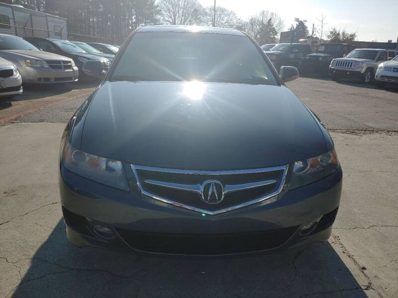 2008 Acura TSX for sale at Adonai Auto Broker in Marietta GA