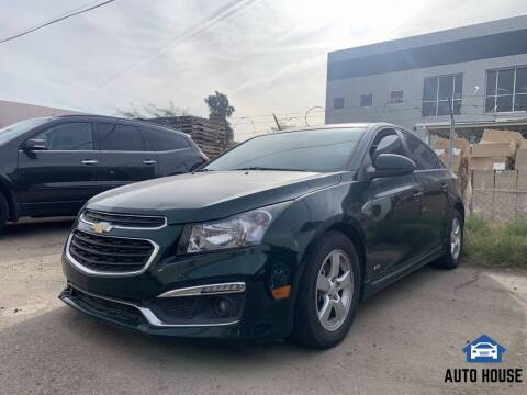2015 Chevrolet Cruze for sale at AUTO HOUSE TEMPE in Tempe AZ