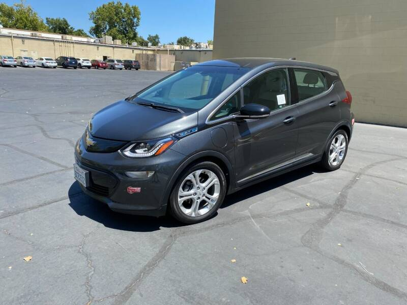 2017 Chevrolet Bolt EV for sale at TOP QUALITY AUTO in Rancho Cordova CA