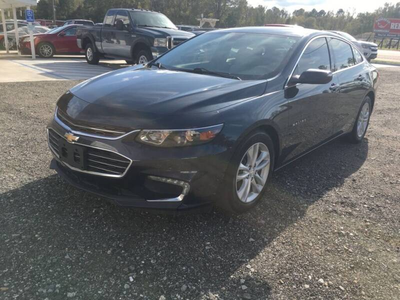 2017 Chevrolet Malibu for sale at Complete Auto Credit in Moyock NC
